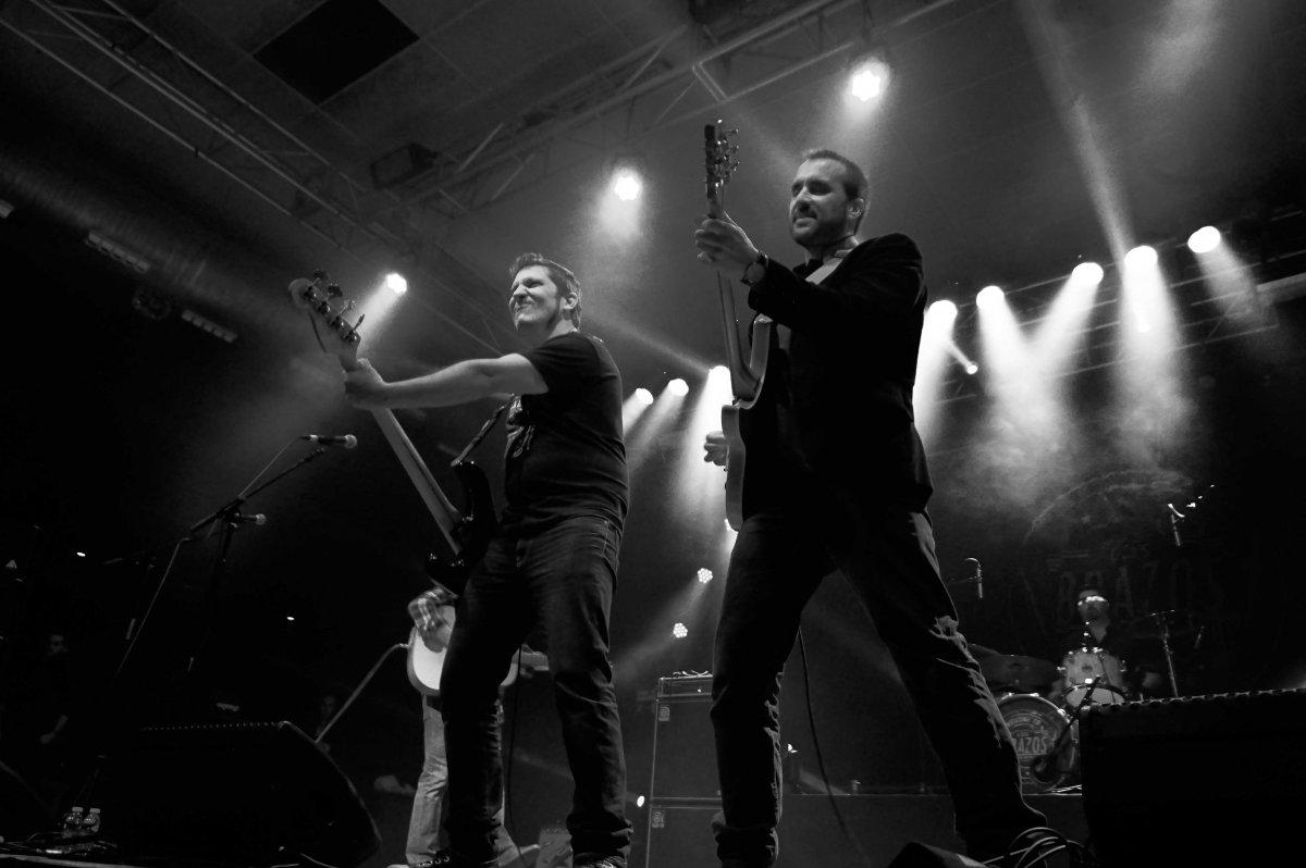 Los brazos ofrecen su primer concierto del a o en bilbao Conciertos bilbao 2016