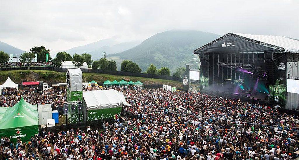 Bilbao BBK Live 2016