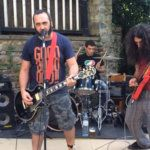 """Iñi, cantante y guitarra de Salyva: """"Somos una banda que se cree lo que toca y dice"""""""