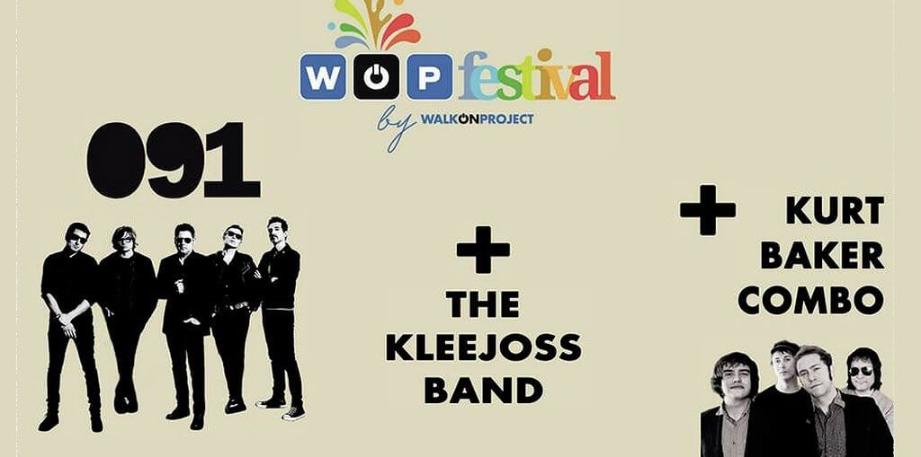 WOP Festival: 091, Kurt Baker Combo y The Kleejoss Band