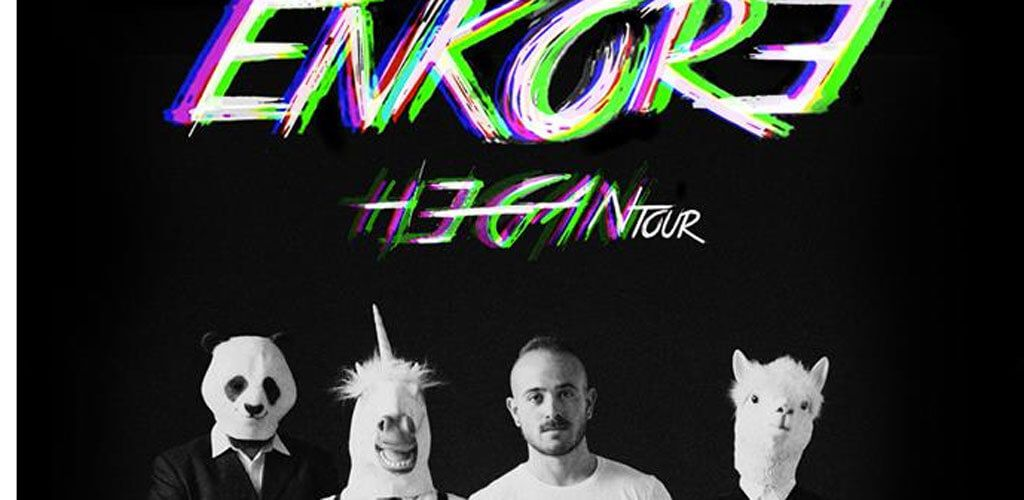 Enkore cuenta con nuevo vídeo e inicia una nueva gira