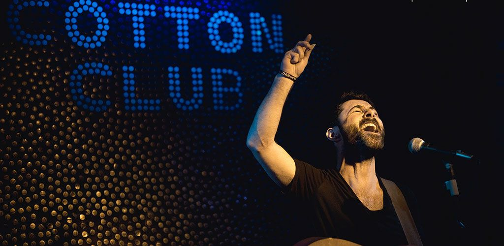 Eder López - Cotton Club Bilbao (03-01-2017)