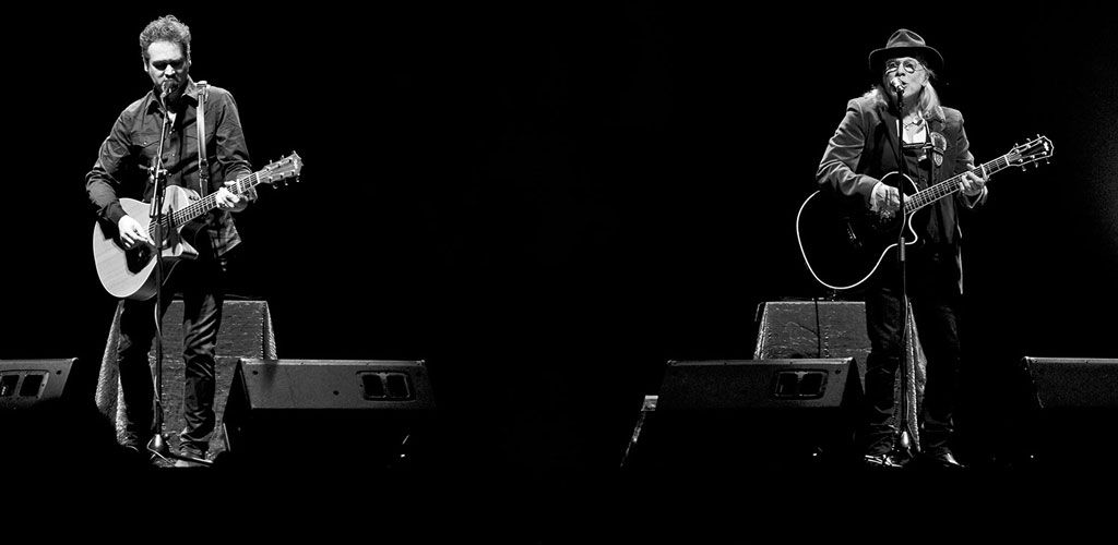 Elliott Murphy & Olivier Durand en la Sala BBK