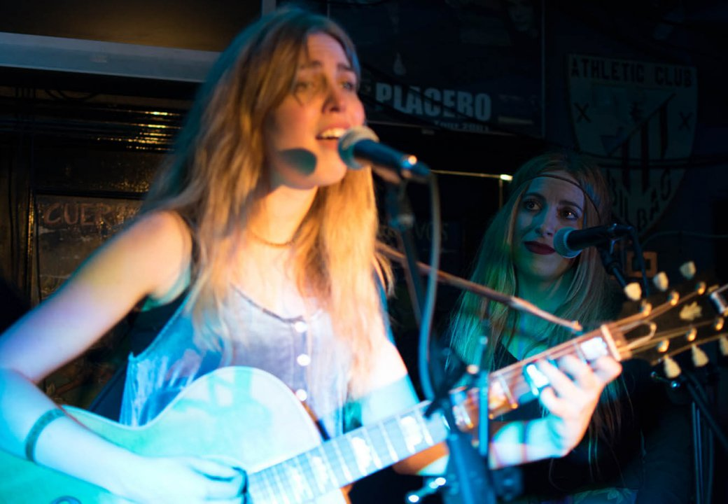 Lorelei Green (El Cuervo Barakaldo) Foto de Imanol Aresti