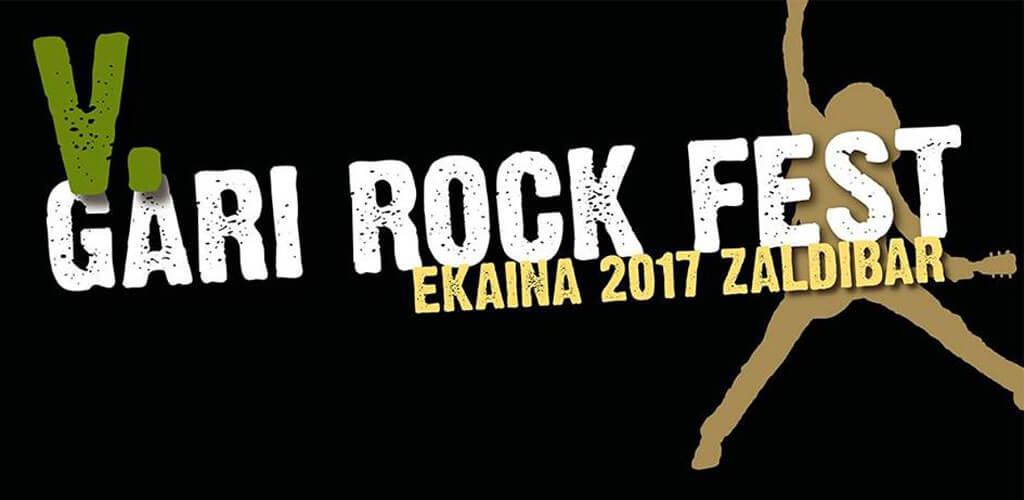 V Gari Rock Fest