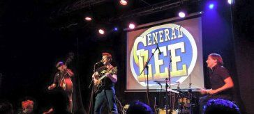 El trío barakaldés de rockabilly General Lee