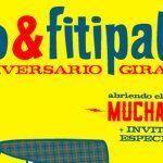 """Fito & Fitipaldis vuelven a la carretera con la gira """"20 años, 20 ciudades"""""""