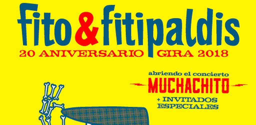 Fito & Fitipaldis regresan a los escenarios