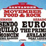 """El """"Movember Food & Rock"""" unirá rock y gastronomía por una buena causa"""