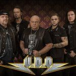 Una semana para el concierto del vocalista alemán Udo Dirkschneider
