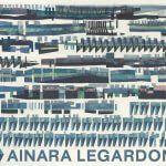 """Ainara LeGardon: """"Ainara LeGardon"""" (Autoedición)"""