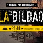 Hex, Valkyria y Pandemia en la final de la 29 edición del Concurso Pop-Rock Villa de Bilbao