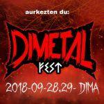 El Dimetal Fest 2018 confirma los nombres de las cinco primeras bandas