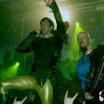 Gloryhammer arrasa en su concierto en Bilbao