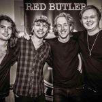 La banda británica de blues rock Red Butler aterrizará en Bilbao
