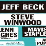 El BBK Music Legends Festival confirma a Jeff Beck