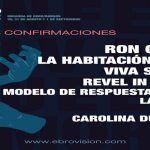 Nuevas confirmaciones para el Ebrovisión 2018