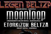 Festival de Metal en el Gernikako Lekuek