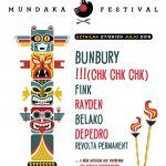 !!!(Chk Chk Chk), Rayden, Belako y Revolta Permanent nuevas confirmaciones del Mundaka Festival