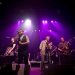 Travellin' Brothers en el Antzoki: sudando blues y otros ritmos