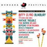 El Mundaka Festival cierra el cartel con Biffy Clyro como cabeza de cartel