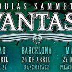 Tobias Sammet's Avantasia presentará su nuevo disco 'Moonglow' en Bilbao