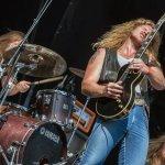 El guitarrista Jared James Nichols actuará en Bilbao en septiembre