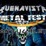 Llega el Buenavista Metal Fest de Portugalete