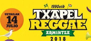 Txapel Reggae 2018