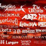 Horarios definitivos del Dimetal Fest 2018