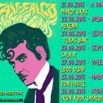 El rock postmoderno de Tav Falco en la Sala Azkena