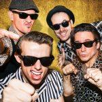 The Fuzillis: Fiesta A Go Go en el Azkena el 9 de Noviembre