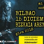 Se aproxima la cita de Rosendo en el Bizkaia Arena BEC!