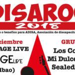 Horarios del festival Adisarock 2018