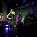 Las mejores fotos de la fiesta Rockinbilbo-Aki hay nivel en Nave 9