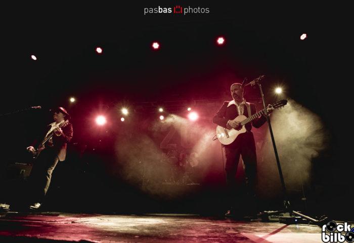 JARABE DE PALO – FEVER 30-11-18