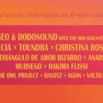 Christina Rosenvinge, Viva Suecia y Toundra entre los artistas del Maz Basauri 2019