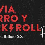 Lluvia, hierro y rock & roll este viernes en el Kafe Antzokia