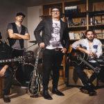 Amann & the Wayward Sons 'Trío Experience' en la Fábrica de La Salve