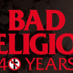 Bad Religión incluye Bilbao en su gira 40 aniversario