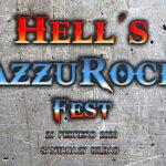 Ya llega el Hell's AzzuRock Fest