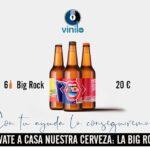 Vinilo FM lanza su propia cerveza para salir adelante