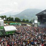 Ayer comenzó el Bilbao BBK Live UDA: la magia de Kobetamendi en casa