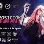 La exposición «Rock & Roses» desembarca en Bilbao