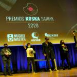 Premios Koska 2020: Galería fotográfica