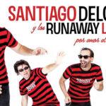 """Santiago Delgado Y Los Runaway Lovers: """"Por Amor Al Rock'n'Roll (10º Aniversario)"""" / """"Odio La Navidad Ep"""" (Family Spree Recordings)"""