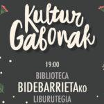El Kultur Gabonak en Bidebarrieta con Jabier Muguruza y Belako