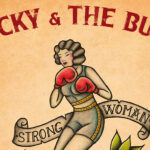 Micky & The Buzz: «Strong Woman» (Buzz Records)
