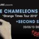The Chameleons en Bilbao junto con Second Still