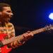 El bluesman Big A Sherrod por primera vez en Bilbao